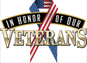 In Honor of our Veterans clipart