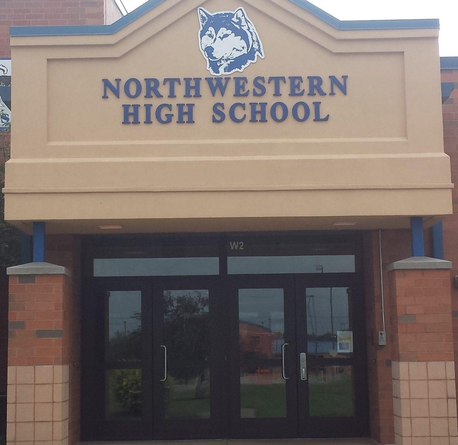 Northwestern High School Picture