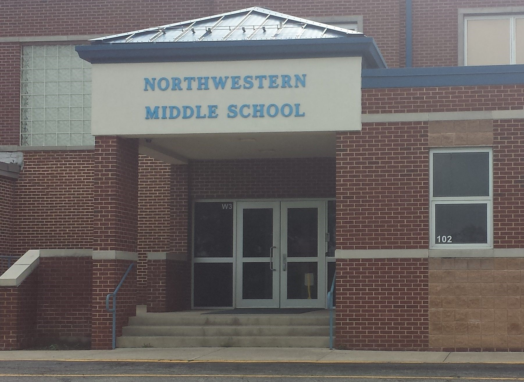 Northwestern Middle School Picture