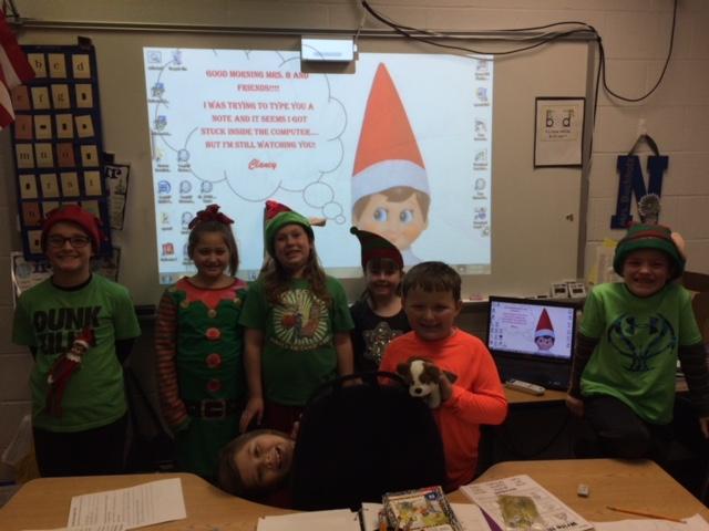 Mrs. Buchholz's Reading Group