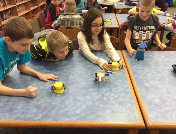 3rd Grade Wiggle Bots