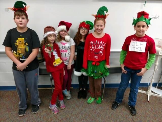 Mr. Imhoff's elves