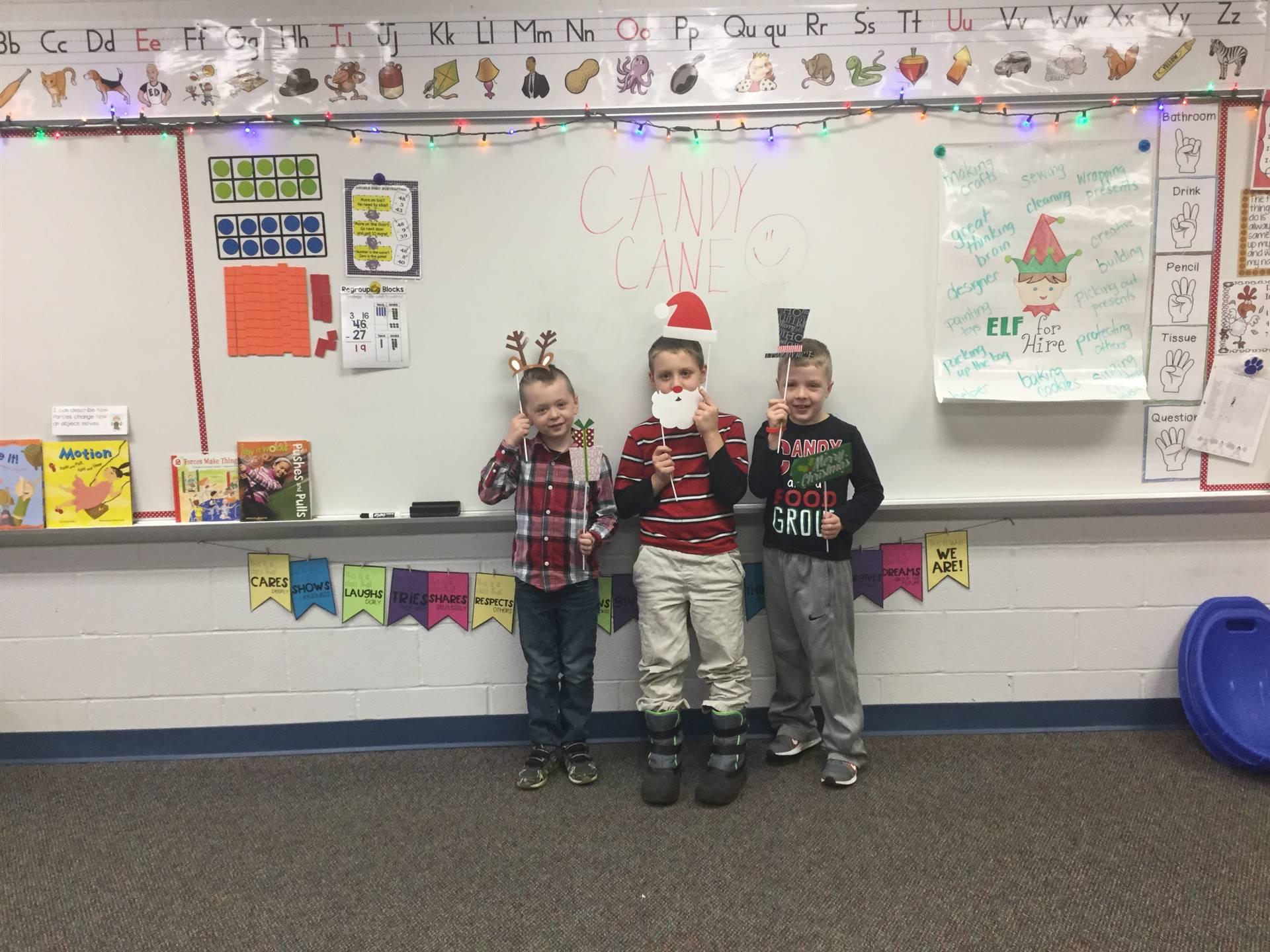 Mrs. Steiner's students 2nd grade