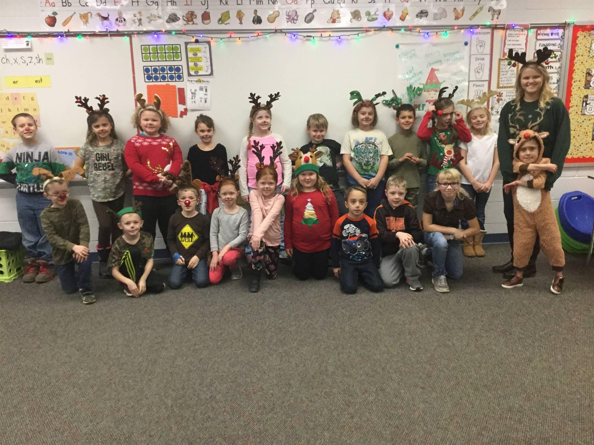 2nd Grade - Mrs. Steiner's Class