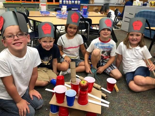 Johnny Appleseed Day - Kindergarten