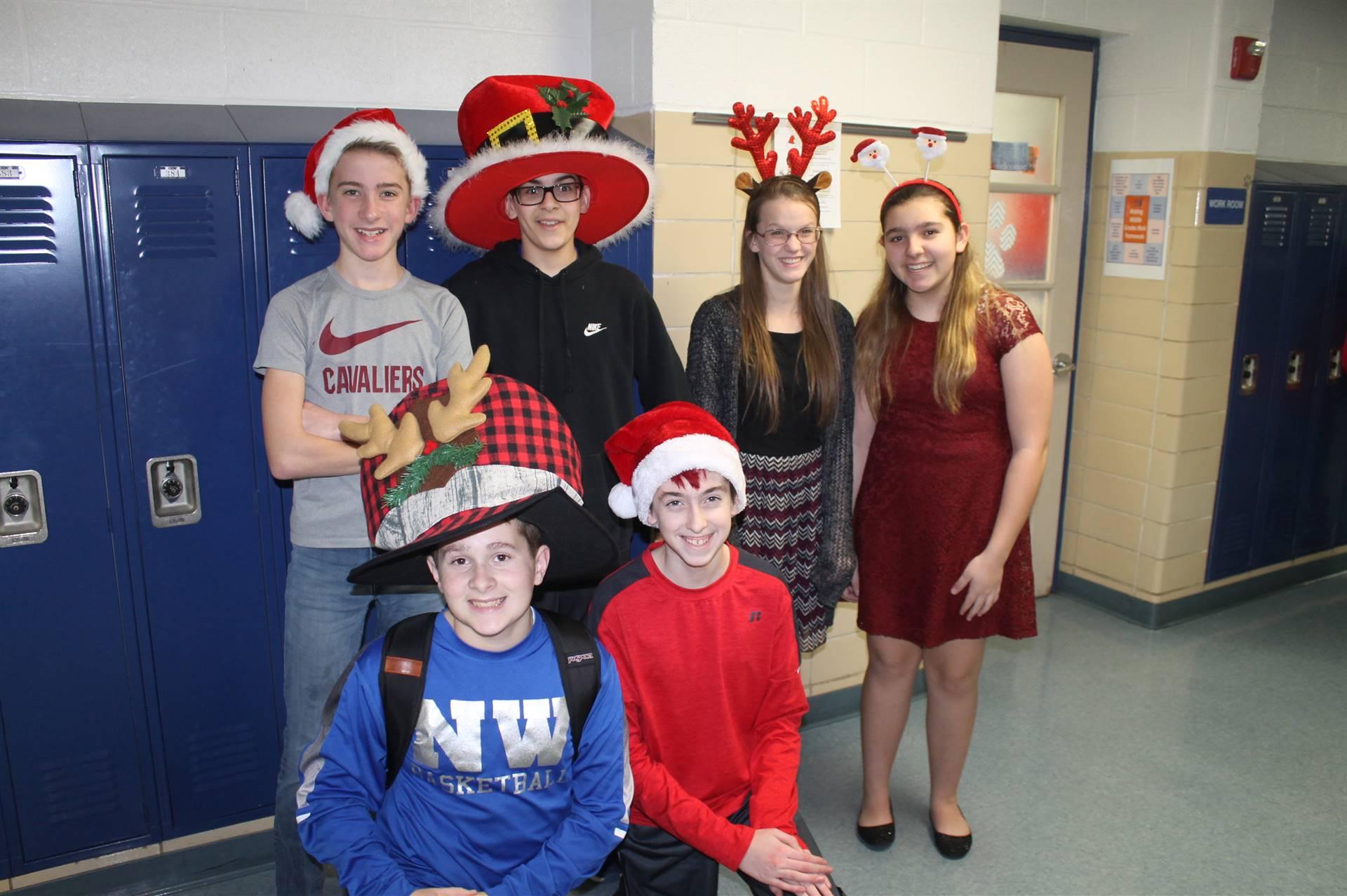 Santa Hat Day