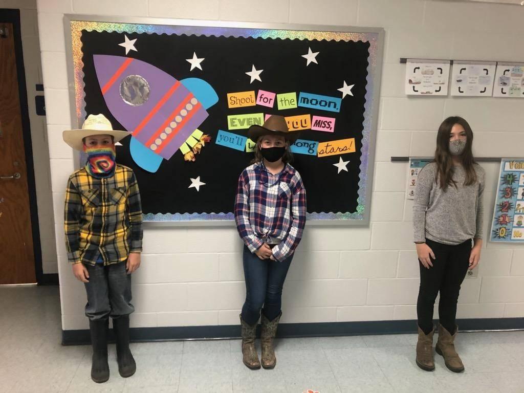 5th Grade Cowboys/Cowgirls
