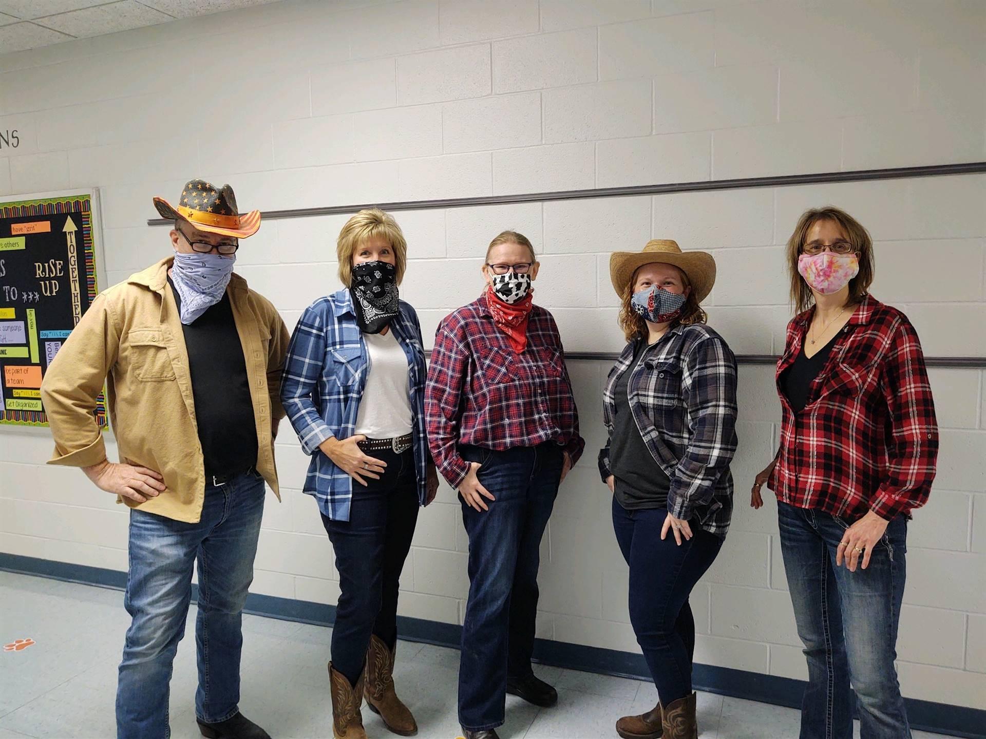 Howdy 5th Grade Partners!
