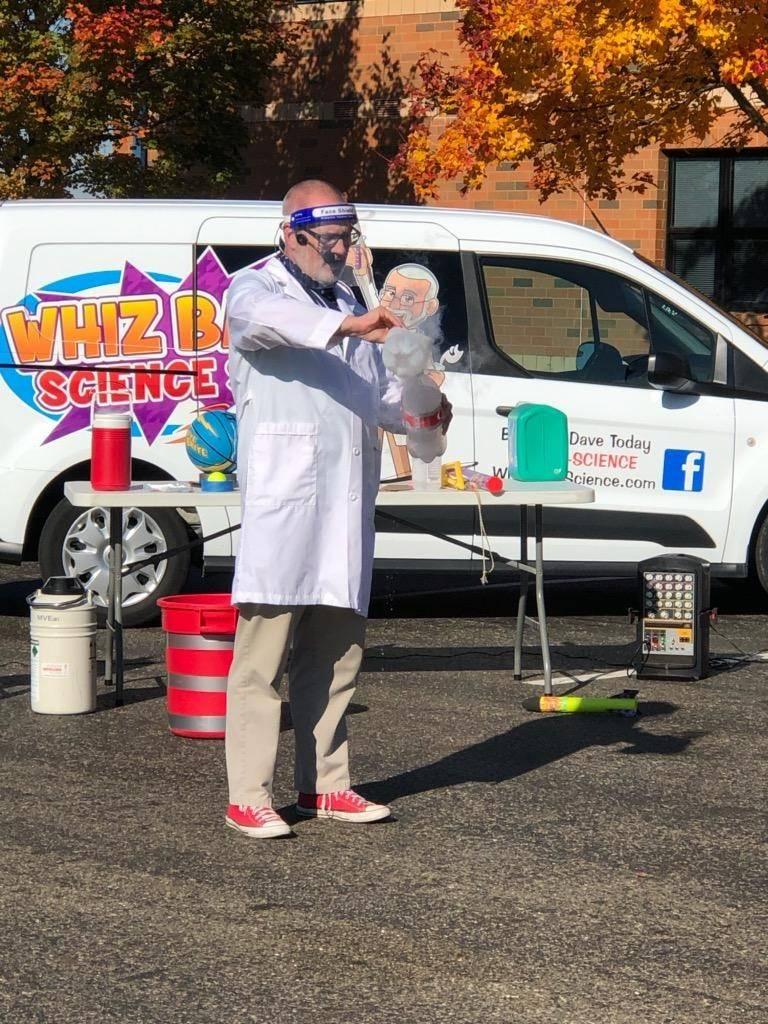 Outdoor Ed Whiz Bang Science Show!