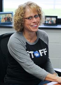 Becky Burkholder - Student Services Secretary